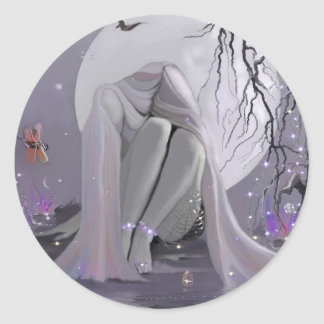 Moonlight Sleeper, stickers
