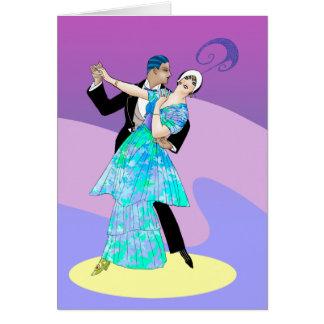 Moonlight Tango Card