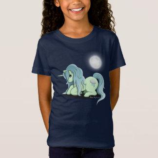 Moonlight Unicorn Girls T-Shirt