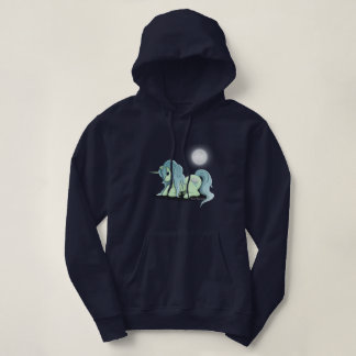 Moonlight Unicorn Hoodie