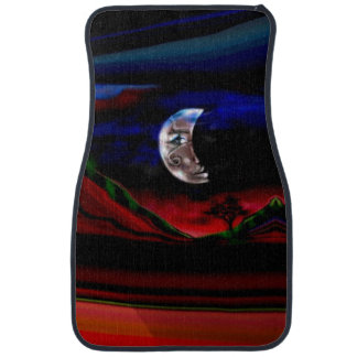 Moonlight Valley Car Mats Set