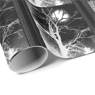 Moonlight Wrapping Paper