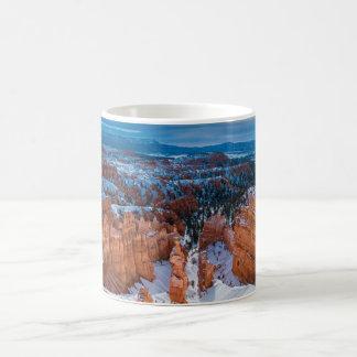 Moonlit Bryce Canyon Coffee Mug