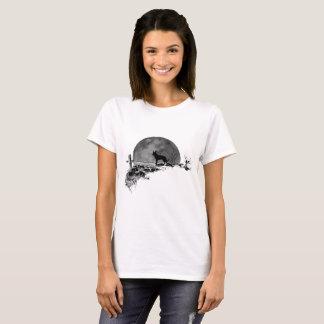 Moonlit Dog T-Shirt