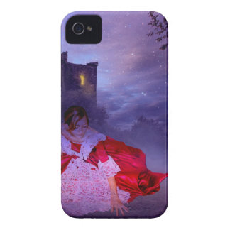 MOONLIT EVENING ~ OUTSIDE THE CASTLE WALLS iPhone 4 CASES