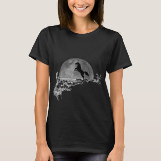 Moonlit Horse T-Shirt