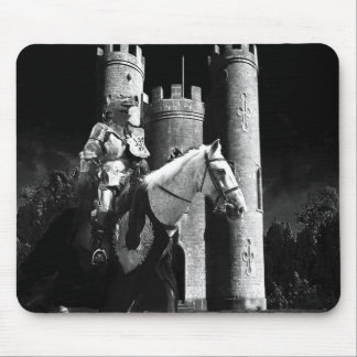 moonlit knight mouse pad