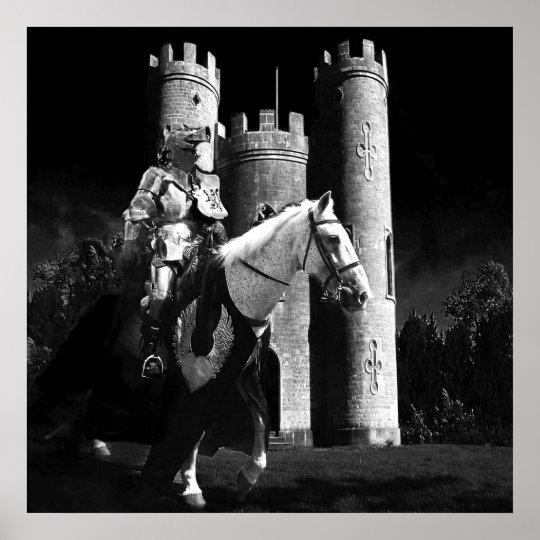 moonlit knight poster