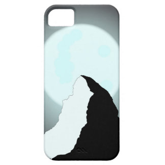 Moonlit Mountain Case For The iPhone 5