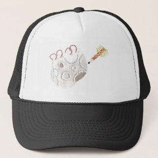 Moonpad and Pen No Background Baseball Cap