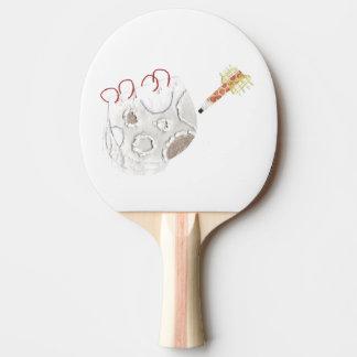 Moonpad and Pen Ping Pong Bat Ping Pong Paddle
