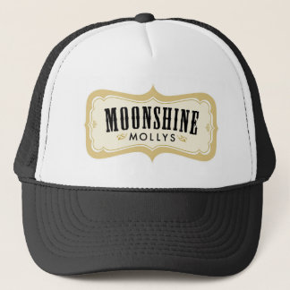 Moonshine Mollys Trucker Hat