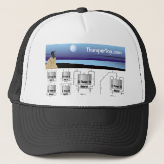 Moonshine Still Trucker Hat