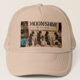 """MoonShine"" Trucker Hat"