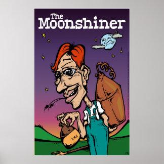 Moonshiner Poster
