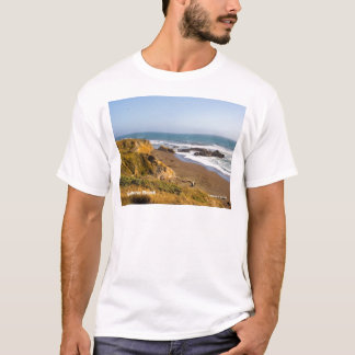 Moonstone Beach Cambria California Products T-Shirt