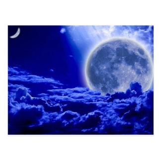 Moontricity Postcard