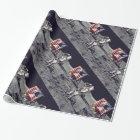 Moonwalk Apollo 17 Wrapping Paper