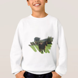 Moor Pony Girl's Sweatshirt