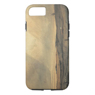 Moor with windmill iPhone 7 case