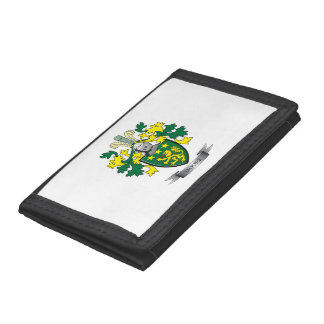 Moore Coat of Arms Trifold Wallet