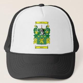 Moore Coat of Arms Trucker Hat