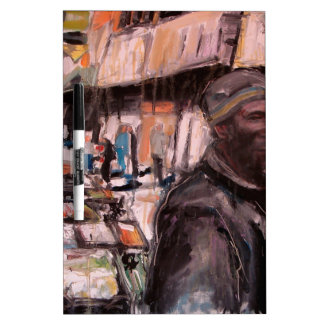 moore street dublin shopper dry erase board