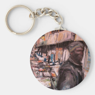 moore street dublin shopper keychain
