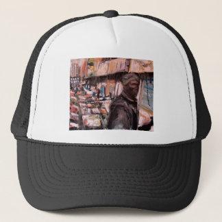 moore street dublin shopper trucker hat