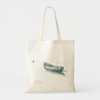 Moored at Penzance Tote Bag