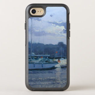 Moored yachts late afternoon OtterBox symmetry iPhone 7 case