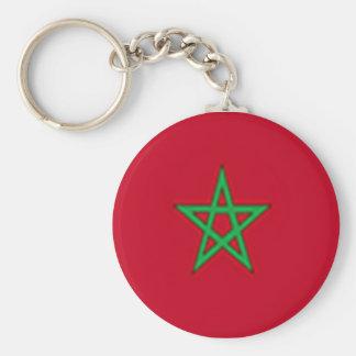 Moorish American Keychain