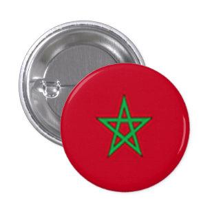 Moorish American National Button