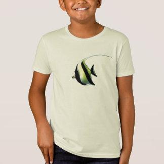 Moorish Idol Angelfish T-Shirt