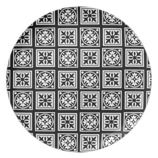 moorish party plate