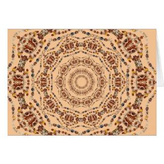 Moorish proverb greeting card