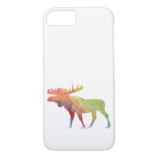 Moose Art iPhone 8/7 Case