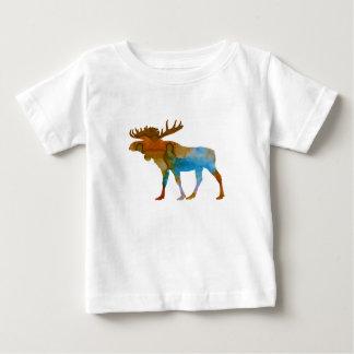 Moose Baby T-Shirt