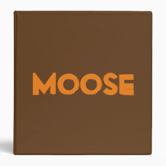 Moose Binder