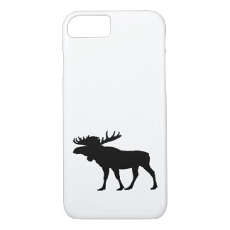 moose bull iPhone 7 case