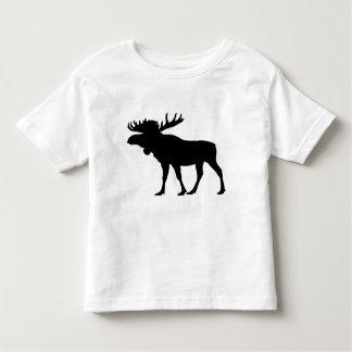 moose bull toddler t-shirt