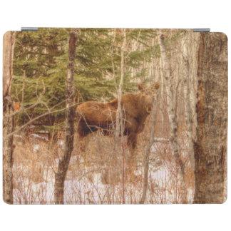 Moose Calf iPad Cover