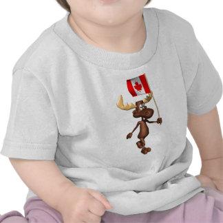 Moose Canada Tee Shirts