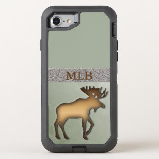 Moose Crossing Otterbox OtterBox Defender iPhone 7 Case
