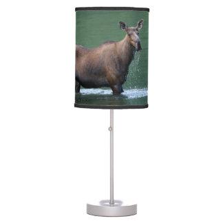moose desk lamp
