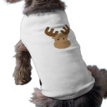 Moose Dog Tee Shirt