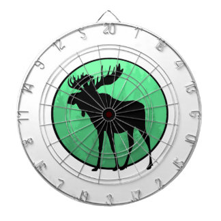 Moose Domain Dartboard