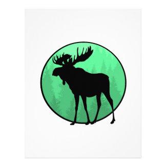 Moose Domain Letterhead