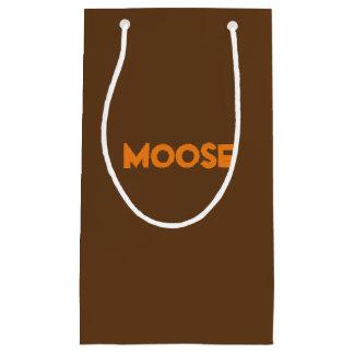 Moose Gift Bag