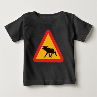 Moose | Graphic Design Baby T-Shirt
